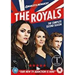 The Royals - Season 2 [DVD] [2016]